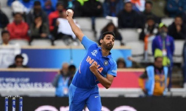 Cricket World Cup 2019: Injured Bhuvneshwar Kumar ruled out from bowling in Pakistan innings