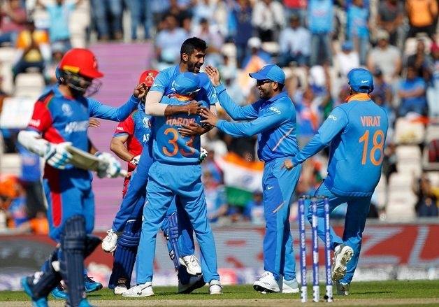 Live cricket score and updates IND vs AFG Cricket World Cup 2019, Match 28 live streaming, live ...