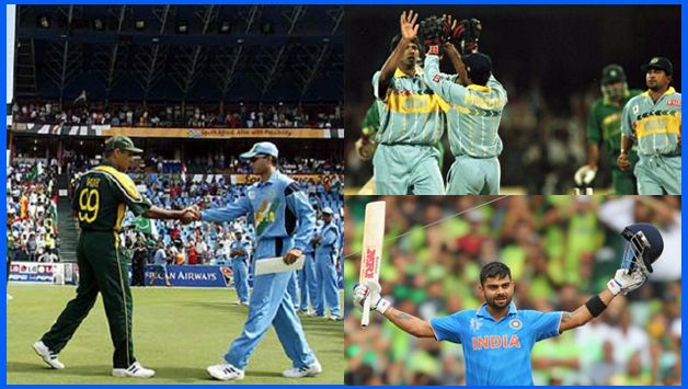 Cricket World Cup 2019: 6 times India played Pakistan in the 50-over World Cup