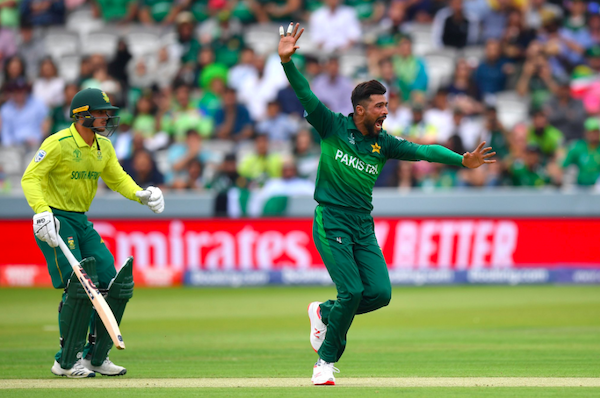 Mohammad Amir World Cup wickets