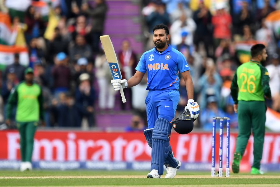 Rohit Sharma India vs South Africa World Cup