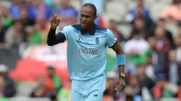 jofra archer world cup 2019 wickets