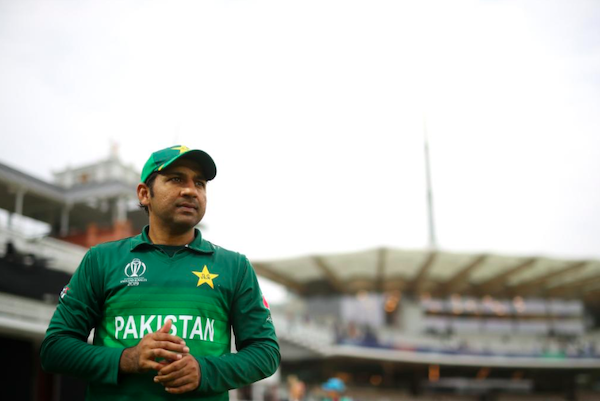 Sarfaraz Ahmed World Cup 2019