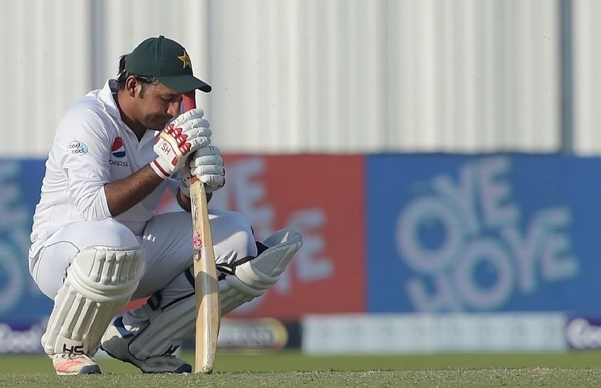 Sarfaraz Ahmed removed as Pakistan captain, Shan Masood chosen by PCB to succeed him: reports