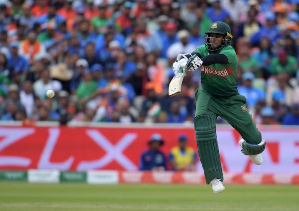 Shakib Al Hasan World Cup 2019