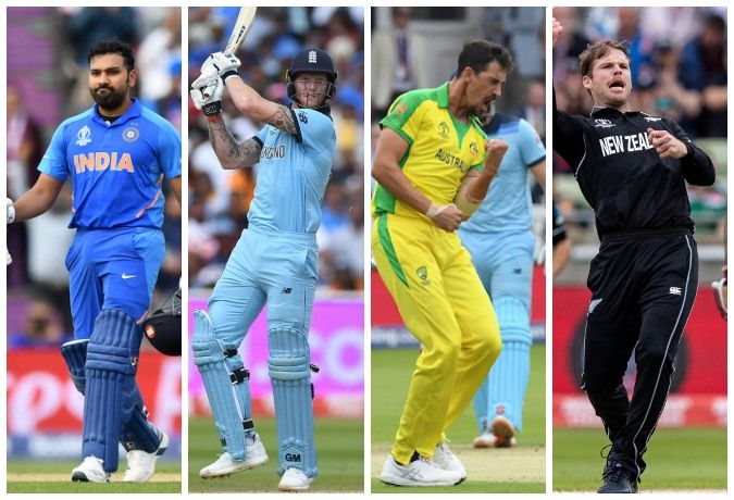 Cricket World Cup 2019: The team of the tournament