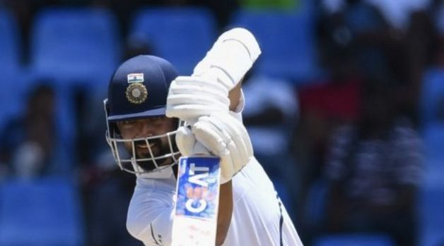 India vs West Indies 2019, 1st Test: Rain stops play after Rahane's fifty, early tea taken