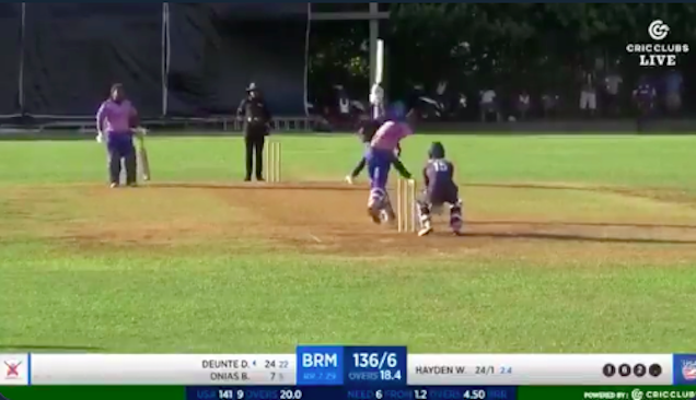 WT20 Qualifier Americas 2019: Bermuda seal passage to final, favourites USA eliminated