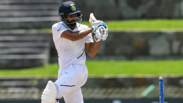 Hanuma Vihari maiden hundred