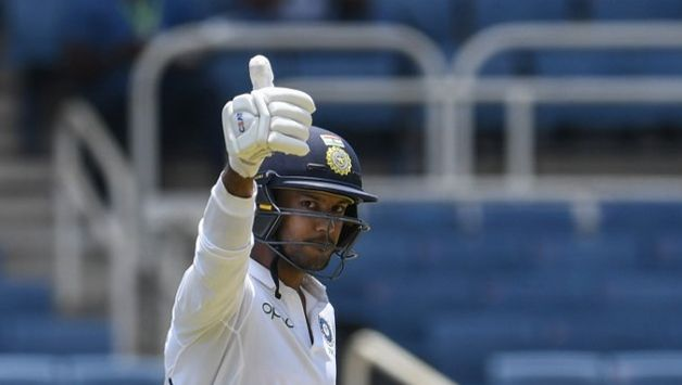 India cricket team opener Mayank Agarwal