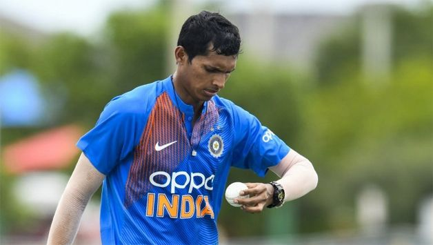 With an eye on the future, Navdeep Saini asked to stay back for West Indies Tests