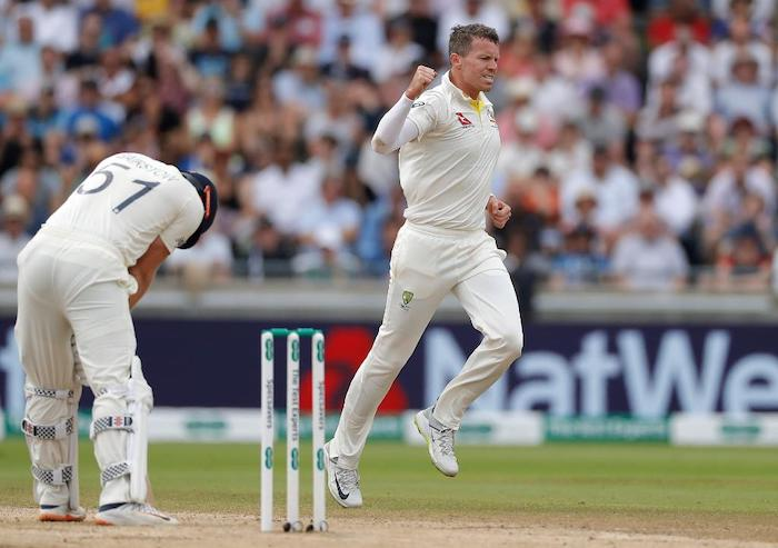 Peter Siddle Ashes 2019