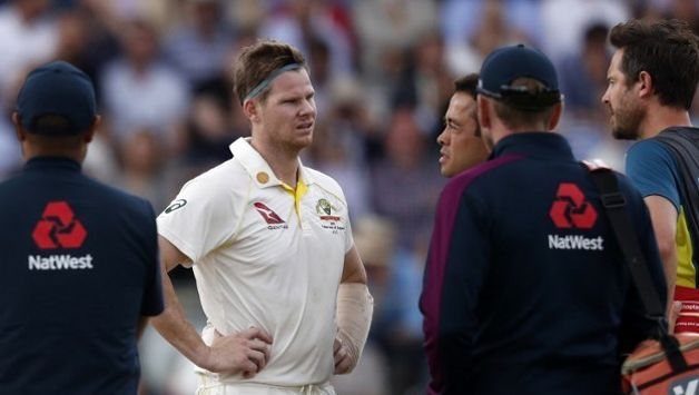 Steve Smith Ashes 2019 concussion