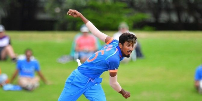 Duleep Trophy: Ishan Porel stars in rain-affected opening day