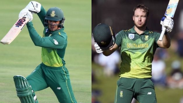 1st T20I: de Kock possesses an incredible cricket brain, ready to perform any role for him: Miller