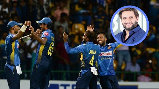 Shahid Afridi blames 'IPL guys' for Sri Lankan players' reluctance to tour Pakistan