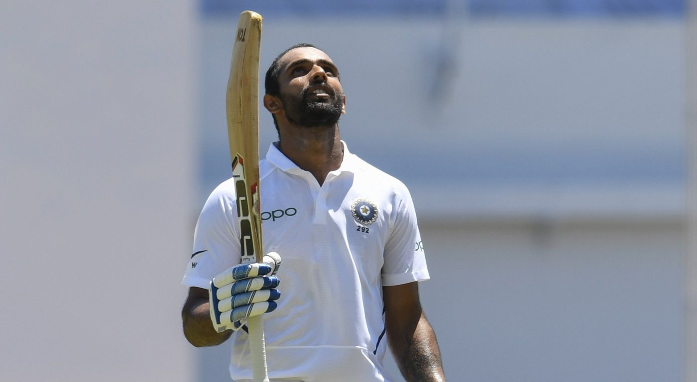It's mind over matter for Hanuma Vihari