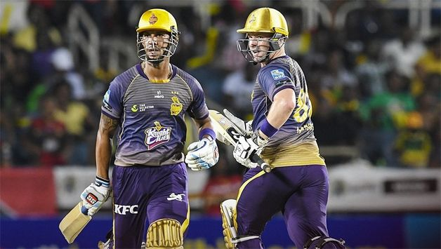 CPL 2019: Trinbago Knight Riders shatter records to extend unbeaten run