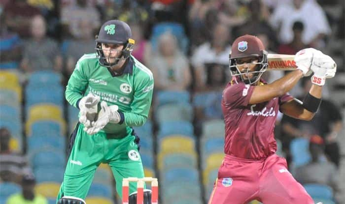 Image result for West Indies sweep Ireland