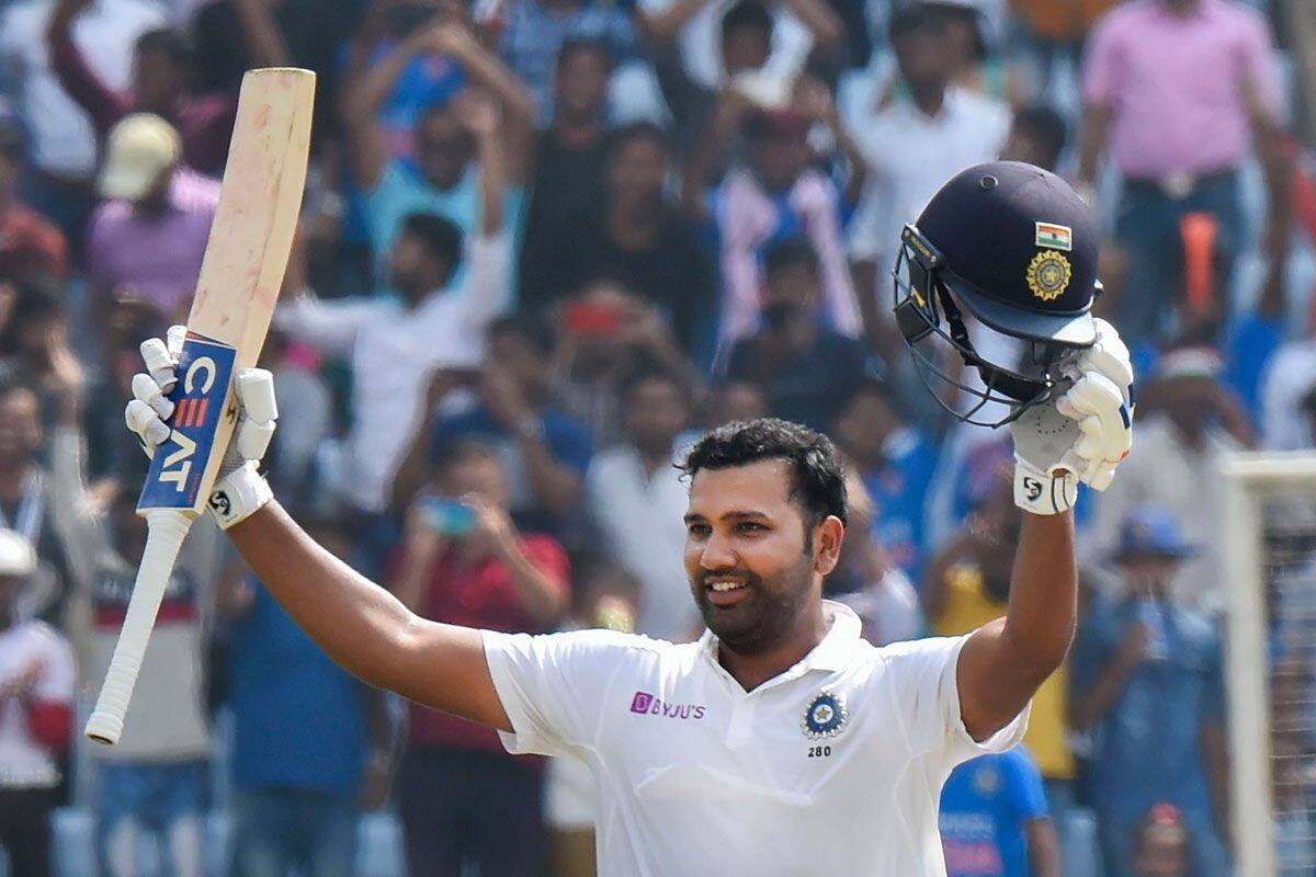Rohit Sharma Has The Skill And Temperament to Handle Tough Australian Conditions: Michael Hussey