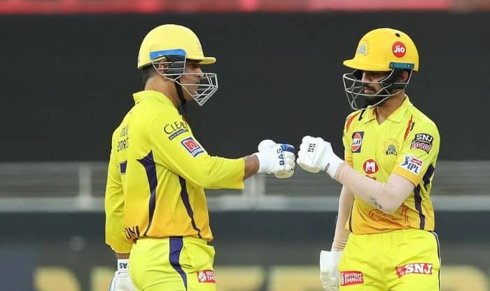 IPL 2020: Ruturaj Gaikwad Breaks Silence on MS Dhoni's 'No Spark in Youngsters' Comment