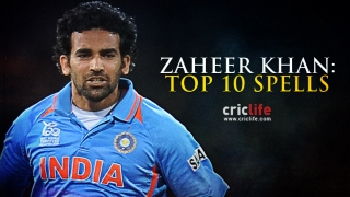 Zaheer Khan: 10 Most Significant Spells of His Career