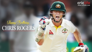 Chris Rogers: 17 interesting facts about the crafty left-hander