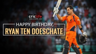 Ryan ten Doeschate: 10 interesting facts about the Dutch all-rounder