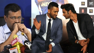 When an upset Arvind Kejriwal asked BCCI to replace MS Dhoni with Sushant Singh Rajput