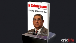 N Srinivasan to release his no-holds-barred autobiography