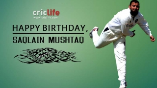 Saqlain Mushtaq: 10 interesting things to know about the Pakistani off-spinner