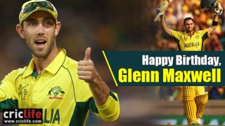 Glenn Maxwell: 10 interesting things to know about the Australian marauder
