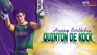 Quinton de Kock: 9 things to know about the baby-faced South African