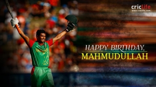 Mahmudullah: 10 interesting things to know about the first Bangladeshi to score a World Cup ton