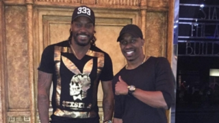"""Chris Gayle's """"pockets are empty"""" after A$ 10,000 fine but he continues to impress on Instagram"""