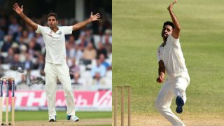 India vs New Zealand 2016: Bhuvneshwar Kumar ruled out of 3rd Test at Indore; Shardul Thakur comes as replacement