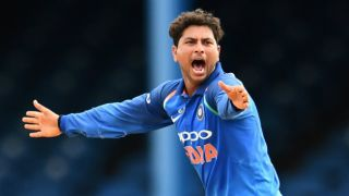 Kuldeep Yadav cherishes his hat-trick against Scotland in ICC U-19 World Cup 2014