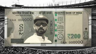 Breaking: Inspired by Kohli, Modi to introduce Rs 200 rupee notes