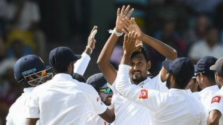 WI vs SL: Bowlers reduce host to 132 for 5 at stumps