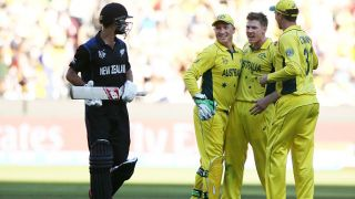 On this day, in 2015, Australia won the World Cup, dismissed New Zealand's anti-sledging policy