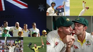Year-ender 2017: Australia rise in The Ashes, fade in colours