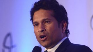 Sachin Tendulkar partners with Middlesex to launch Global Cricket Academy