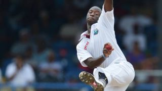 Roach, Gabriel reduce Zimbabwe to 56-3 at lunch