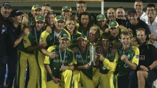 Champions Trophy 2006: Australia get their hands on the prize