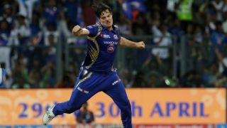 MI vs DD IPL 2017 match No. 25: Rabada's debut, McClenaghan's spell and other highlights