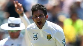 Sri Lanka vs South Africa, 2nd Test, Day 2 in Colombo: Keshav Maharaj registers 2nd best figures by South African bowler as Hosts bowled out for 338