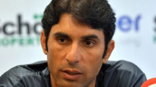 Shiv Sena protests in Mumbai: Misbah-ul-Haq bats for separation of sports from politics