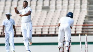 Sri Lanka lead West Indies by 287 at stumps, Day Four