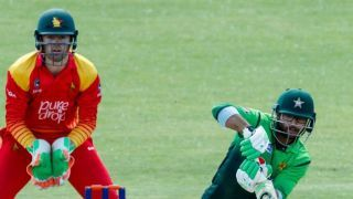 Pakistan beat Zimbabwe by 131 runs, clinch series 5-0
