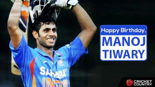 "Manoj Tiwary: 10 interesting things about the once perceived ""Indian cricket's next big thing"""